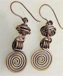 Jewelry Wire Earrings Ideas