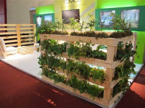 Stand Tomol Srl-expo Logístik-jardín Vertical En