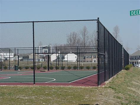 Tennis Court Fences  Tennis Court Fence 10 Ft High Medium