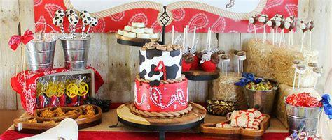 Kara's Party Ideas Cowboy Roundup Themed Birthday Party