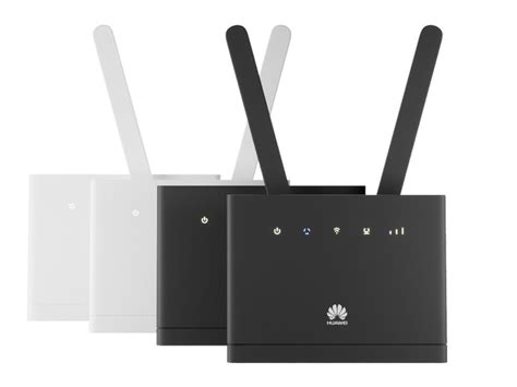 model wifi router set huawei  cgtrader
