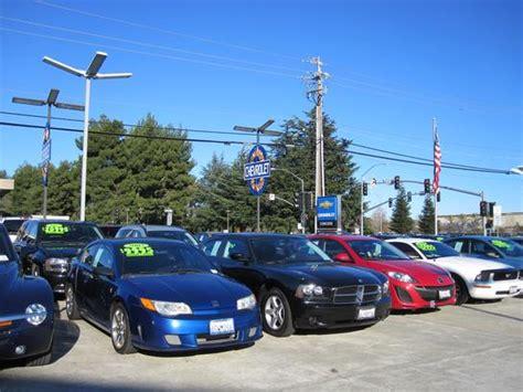 Concord Chevrolet  Concord, Ca 945204908 Car Dealership
