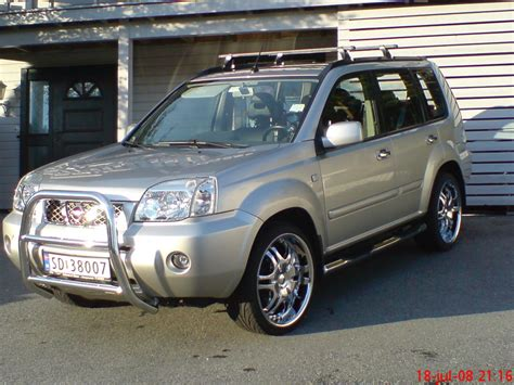 nissan x trail 2005 permagne 2005 nissan x trail specs photos modification