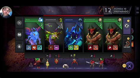 dota underlords gameplay 01 youtube