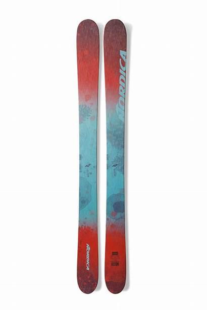 Nordica Freeride Ski Skiing Nina Basinski