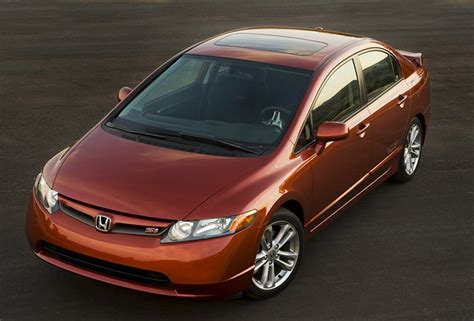 2007 Honda Civic Si Review