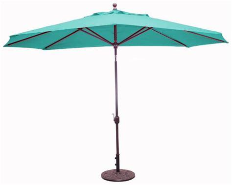 8x11 aluminum deluxe auto tilt patio umbrella
