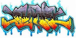 The Graffiti Design