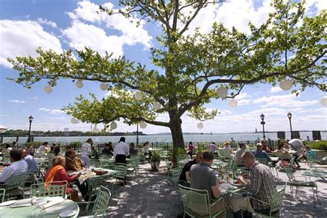 battery gardens restaurant the top five outdoor restaurants in nyc for the summer