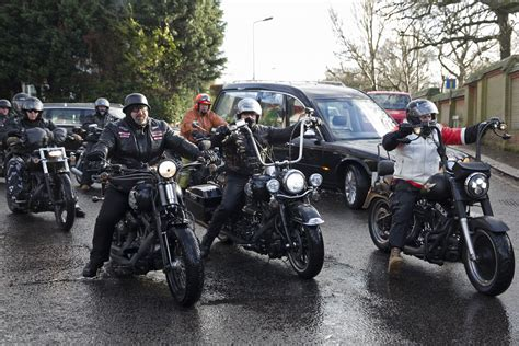refugees  denmark  hells angels
