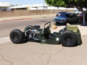 Hot Rod Jeep