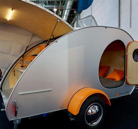 mini wohnwagen selber bauen teardrops die mini wohnwagen wohn
