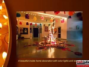 Diwali decorative lights manufacturers for Interior decoration ideas for diwali