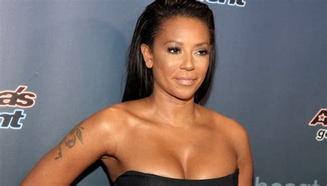 mel b gifted 20 000 pounds wedding ring people news