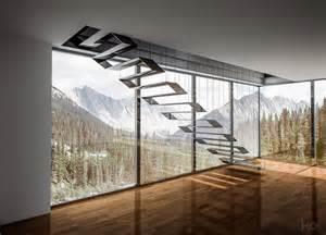 Escalier Droit Design by Escalier Droit Design Varela La Boutique Design