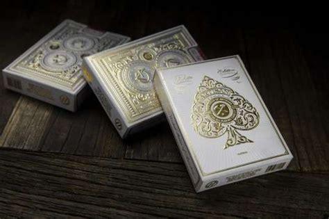 Eco Artisan Playing Cards  Artisan Playing Cards