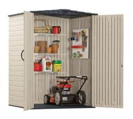 rubbermaid medium verticle storage shed the home depot