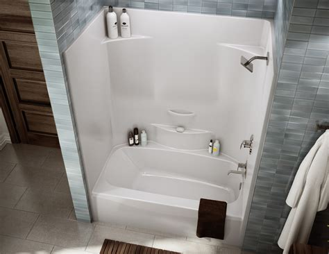 Sitzbadewanne Mit Dusche by Bathroom Tub Shower Homesfeed