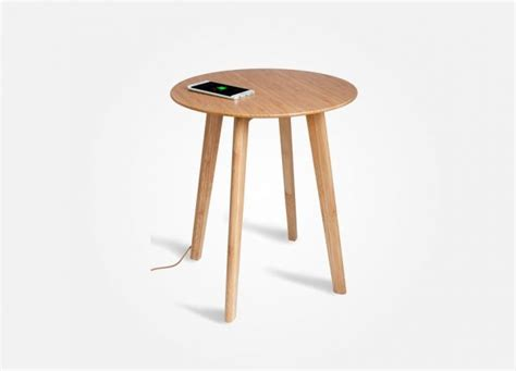 Cool Product Alert Bioluminescent Marine Algae Aquarium by Product Of The Week A Beautiful Bamboo Side Table With