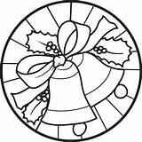 Bells Coloring Christmas Bell Pages Printable Colouring Drawing Colour Easy Sheets Mandalas Navidad Supplyme Mandala Merry Holy Para Pattern Taco sketch template