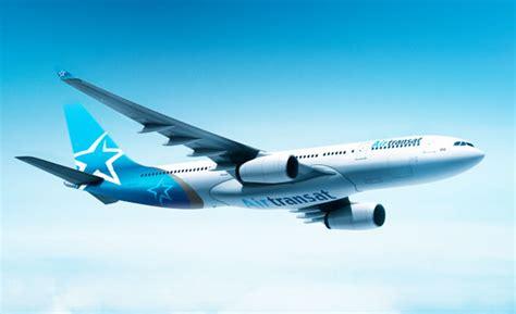 flotte air transat canada airbus a330 300 air transat