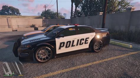 How To Customize Police Cars In Gta 5 (without Mods)