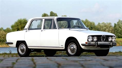 Alfa Romeo Berlina by Alfa Romeo 1750 Berlina 105 1967 69