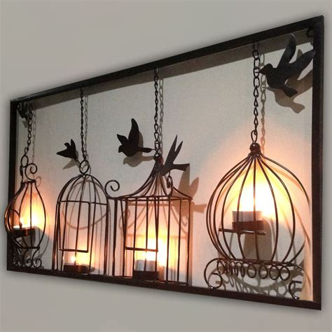 Our metal art collection has. Article: Metal Wall Art Decor 3D Mural