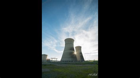 rancho seco nuclear power plant   drone youtube