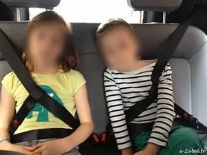 Ceinture Sécurité Voiture : adapteur de ceinture pour attacher enfants en voiture e zabel blog maman parisienne ~ Medecine-chirurgie-esthetiques.com Avis de Voitures