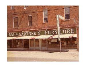 baumgartners  missouri furniture store