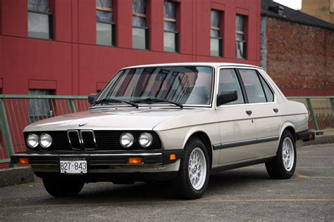 1986 Bmw 535i bmw 535i e28 1986 ok 34290 pln kanada giełda klasyk 243 w