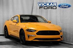 New 2018 Ford MUSTANG FASTBACK ECOBOOST PREMIUM Orange Fury Metallic Tri-Coat for sale - $41738 ...