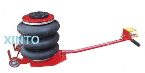ton air floor lifting jack auto truck car sedan ballonet