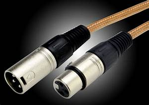 20 Ft  Lo Impedance Xlr Microphone Cables