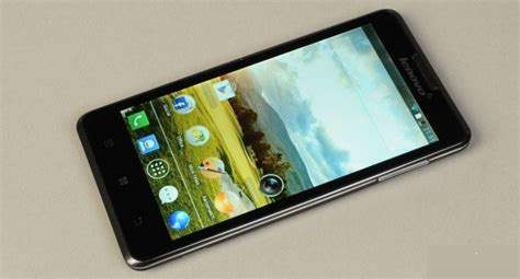 modern smartphone hi tech news review smartphone lenovo ideaphone p780