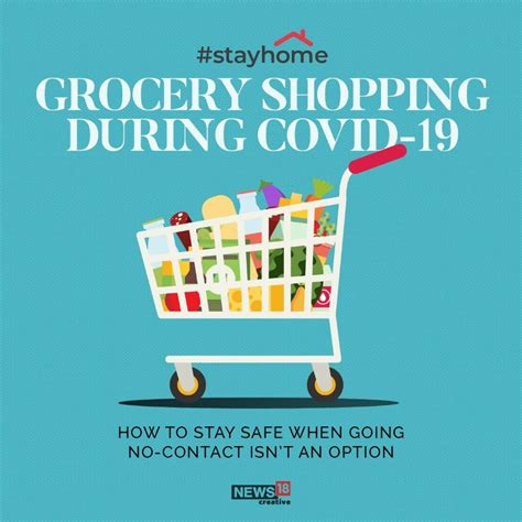 #STAYHOME: Tips to Keep Yourself Safe During Grocery