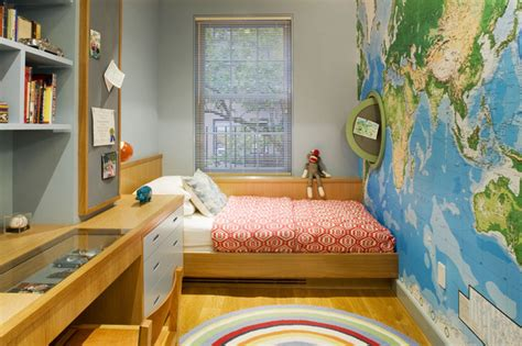 Kids Bedroom  Contemporary  Kids  New York  By Dufner