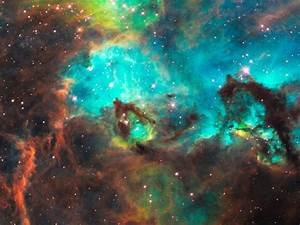art of the beautiful-grotesque: Edge of the Universe : Nebulae