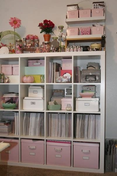 {inspiration} Ikea Expedit Units  The Organised Housewife