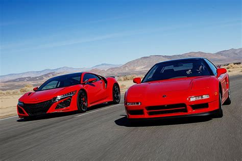 acura nsx 30 years of performance uncrate