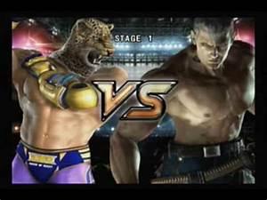 Tekken 5 - King - YouTube