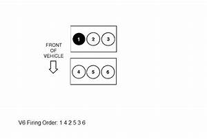 Spark Plug Firing Order For 2001 Ford Escape 3 0 Liter V6