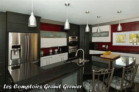 cuisine solde comptoir de granit et quartz réalisations de cuisines et