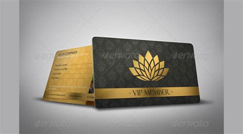 membership card designs design trends premium psd