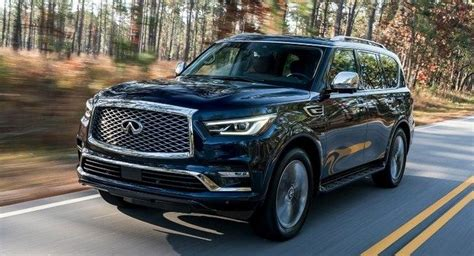 2020 infiniti qx80 new style 2020 infiniti qx80 redesign car review best luxury