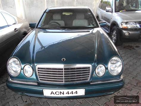 Great savings & free delivery / collection on many items. Mercedes Benz E Class E200 1996 for sale in Lahore   PakWheels