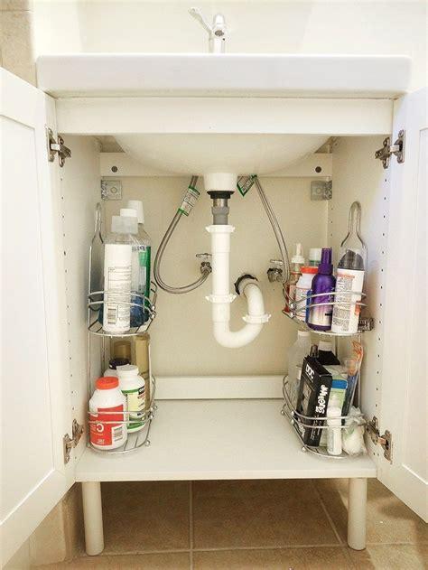 brilliant ideas  small bathroom hacks