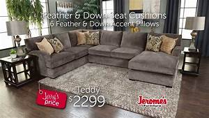 Jeromes sectional sofas teachfamiliesorg for Sectional sofa jeromes