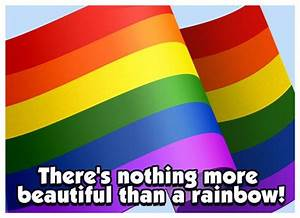 gay support quotes | Rainbow Flag Pride eCard | Supporting ...